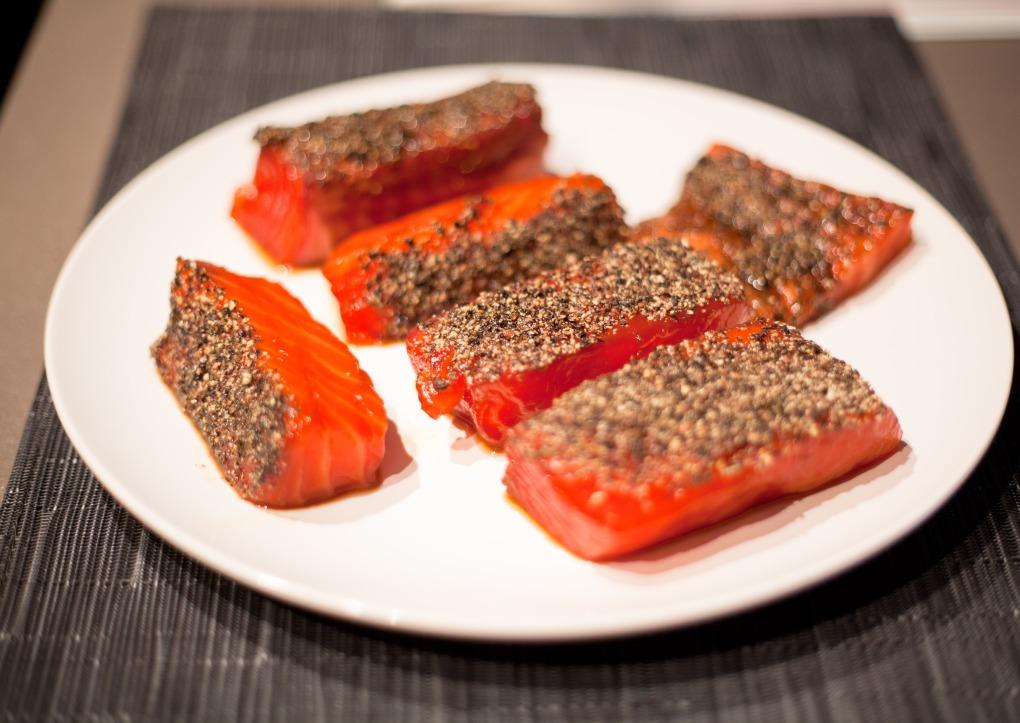 Maple-icious Salmon