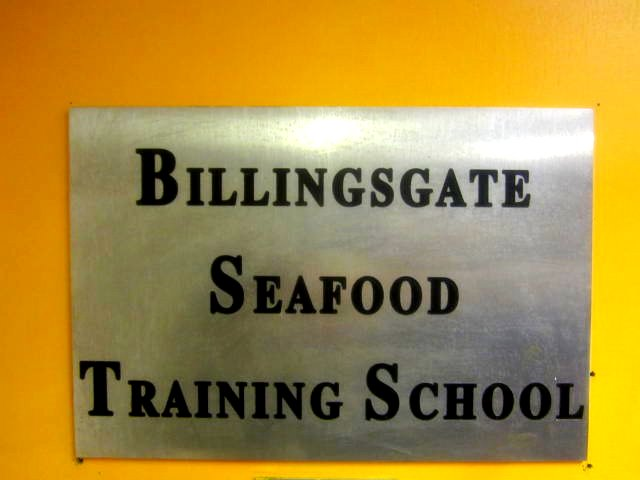 Billingsgate Seafood Training School