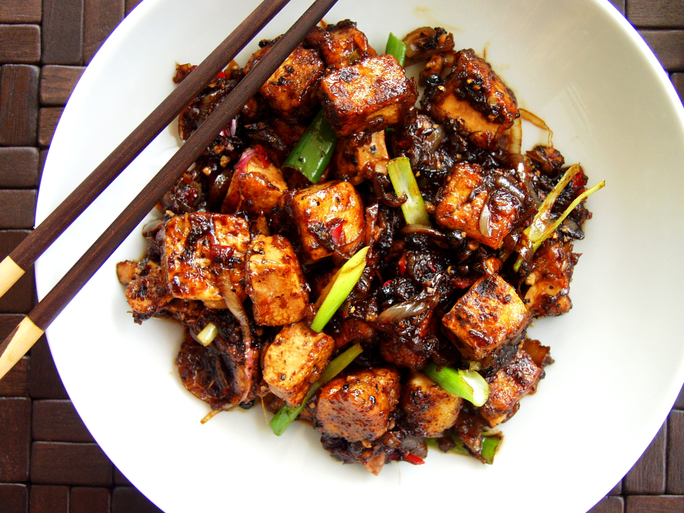 black pepper tofu recipe there are a wide range of black pepper tofu ...