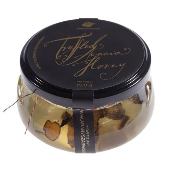 Acacia Honey With Black Truffles £13.99