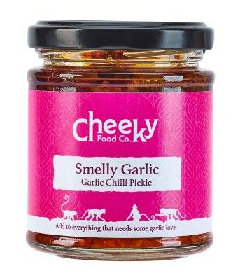 Cheeky Smelly Garlic Pickle £4.50